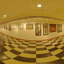 Muse Art Gallery, Marriott International Hotel, Hyderabad